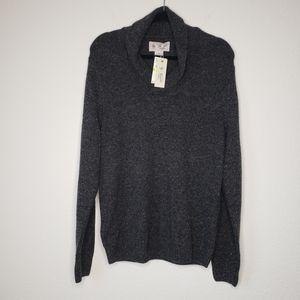 Original Penguin Cowl Neck Sweater